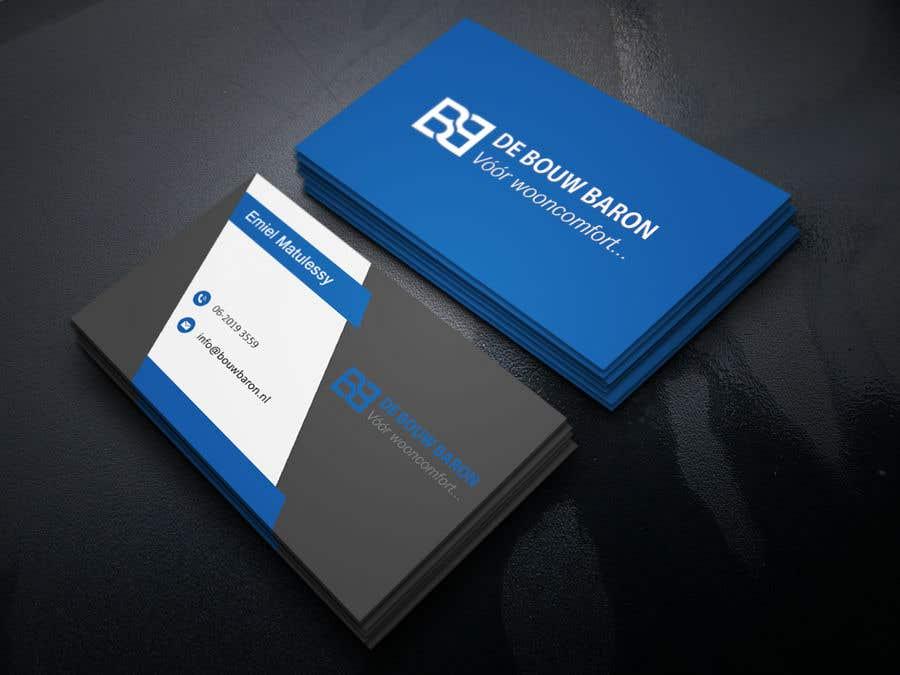 Inscrição nº 69 do Concurso para business card contractor