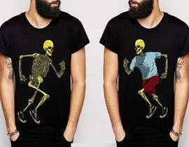 #32 untuk SKELETON for shirts and other merch oleh feramahateasril