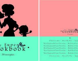 #43 для Mom Cookbook Cover от LimeTati