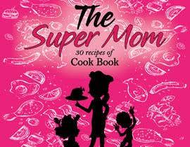 #58 для Mom Cookbook Cover от Nurunnesa
