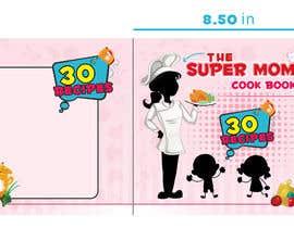 #60 для Mom Cookbook Cover от gamalds1