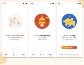 #30 pentru Illustrations for onboarding of a dating app de către sheulibd10