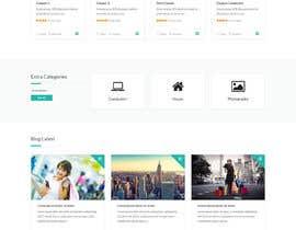 Nro 10 kilpailuun UX concept for responsive website for Coupons & Benefits käyttäjältä fatimaC09
