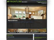 #3 for Website Design for Construction -Renovation Company by IconicOS