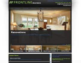 #3 untuk Website Design for Construction -Renovation Company oleh IconicOS