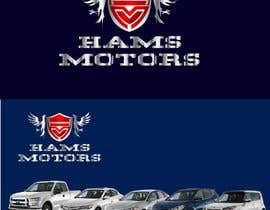 #135 for Logo Hams Motors af adibamateen07