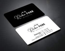 Nro 46 kilpailuun design double sided business card - real estate käyttäjältä abdulmonayem85