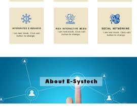#4 для Homepage Mockup for IT Specialist от monirhoossen