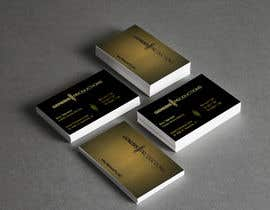 #7 untuk Simple 2 sided business card oleh atiar62