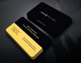 #6 untuk Simple 2 sided business card oleh Raselahmed78756