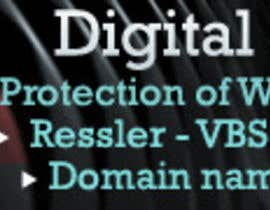 #37 para Banner Ad Design for Digital Security Gate de thedocmaster