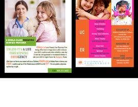 #40 for Rack Card and 8.5 x 11 for Pediatrician's Office af Ratul444