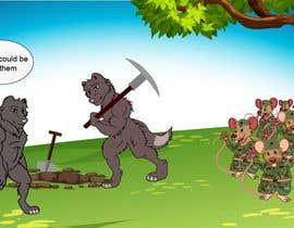 nº 6 pour Motivation picture - cartoon par Maraya4511