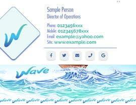nº 27 pour Create a beautiful HTML email signature par rkriaz