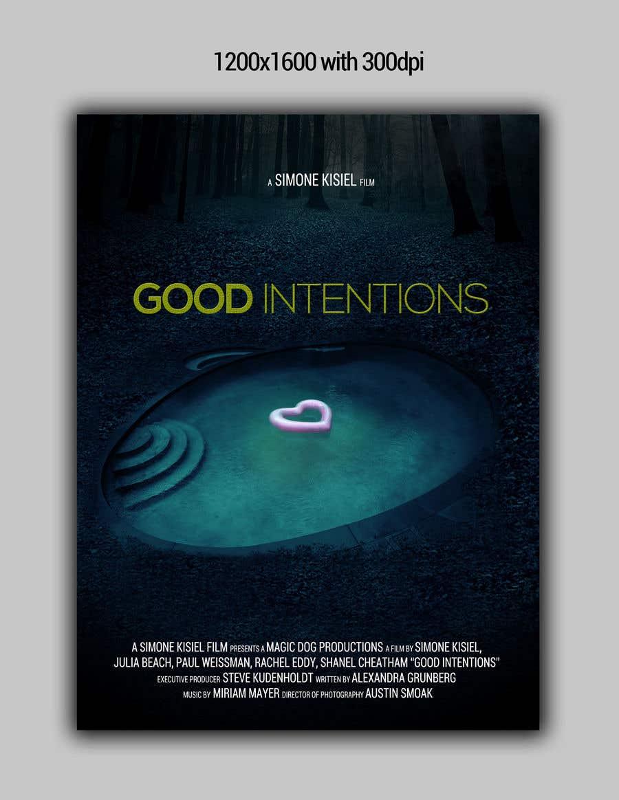 Konkurrenceindlæg #33 for Design a Movie Poster