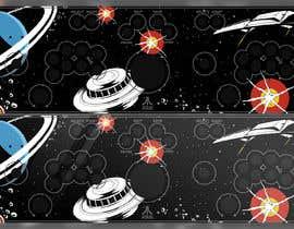 #8 for Arcade Control Panel Illustration af SrDiego