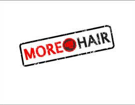 #157 para Logo Design for MOREHAIR por shaynebashford