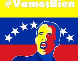 mikelpro tarafından Create iconic Obama's Hope design on President Guaido için no 20