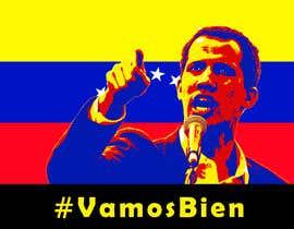 mikelpro tarafından Create iconic Obama's Hope design on President Guaido için no 27