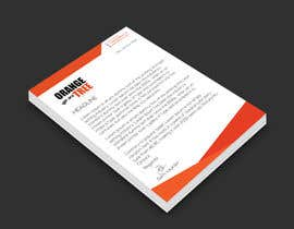 #78 for letterhead design af kabir7735
