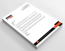 #76 for letterhead design af sabbir2018