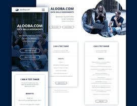 nº 64 pour Design pages for my new website - designs only (no code) par AlexKar777