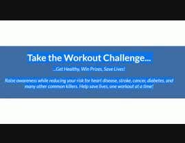 #1 for Create a funny video with a call to action for my workout challenge. Raising awareness that being overweight kills an estimate 300,000 Americans every year af kewns