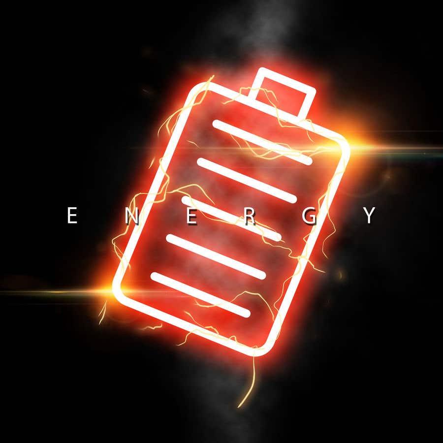 """Inscrição nº 59 do Concurso para """"Energy"""" Song Artwork Cover Picture"""