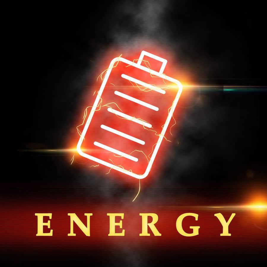"""Inscrição nº 66 do Concurso para """"Energy"""" Song Artwork Cover Picture"""