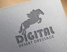 #10 cho Logo for Digital Desert Dressage bởi sadhinbangla