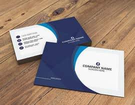 #94 untuk Business card design oleh rojinaakter1998