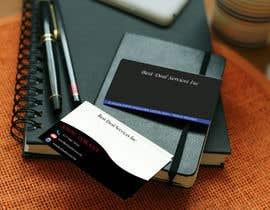 #100 untuk Business card design oleh JahidHasan5426