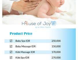 Nro 4 kilpailuun Baby Spa Project käyttäjältä imtiazimti