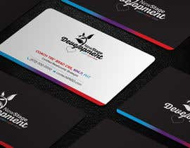 #100 para design double sided business card - NSD por aminur33