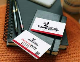 #106 para design double sided business card - NSD por sourove647634