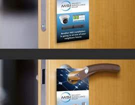 #90 for Create a door hanger by MDSUHAILK