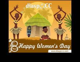 Nro 43 kilpailuun International woman day - March 8th käyttäjältä savitamane212