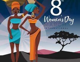 Nro 23 kilpailuun International woman day - March 8th käyttäjältä FALL3N0005000
