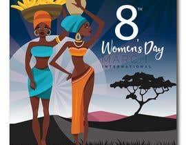 Nro 32 kilpailuun International woman day - March 8th käyttäjältä FALL3N0005000