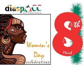 Nro 26 kilpailuun International woman day - March 8th käyttäjältä ZeeshanAmrack