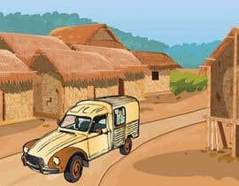 nº 2 pour Illustration avec Citroën Acadiane par syqua