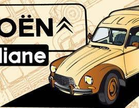 nº 21 pour Illustration avec Citroën Acadiane par NatalieNikkol