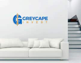 """#10 untuk name """"Greycape Invest"""". Thinking like a G with an C and two swords that is like the I. It can also be something like a medieval cape in logo. oleh bluebd99"""