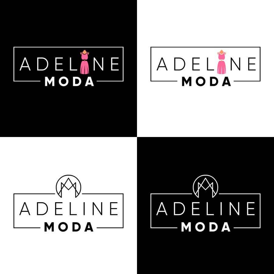 Kilpailutyö #4 kilpailussa Fashion Website Logo