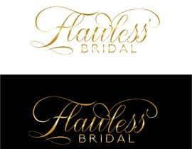 #251 untuk Bridal Logo Design oleh amostafa260
