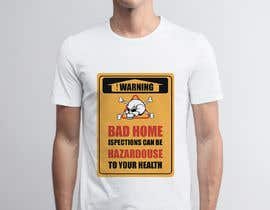 #21 for T-shirt design by stefaniamar