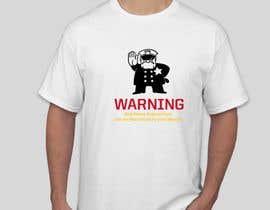 #27 for T-shirt design by Pankaj5796