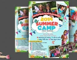 #74 for Summer Camp Flyer by satishandsurabhi