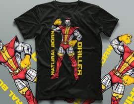Nro 34 kilpailuun Tshirt design käyttäjältä sohel675678