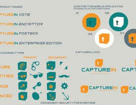 #36 untuk CaptureIn logo and application icon upgrade oleh kabitsisn